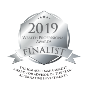 WPA Finalist Badge_The ICM Asset Management Award for Advisor of the Year – Alternative Investments
